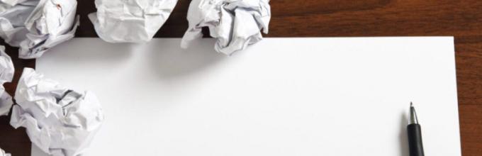 Как стереть чернила шариковой ручки с бумаги, без следов в 6