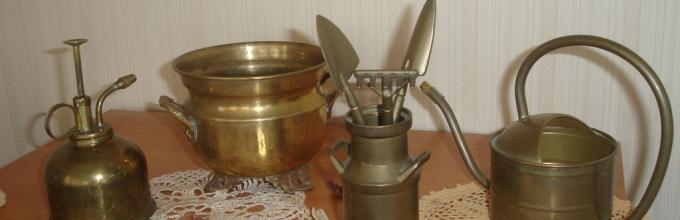 Чем очистить латунь от окиси в домашних условиях