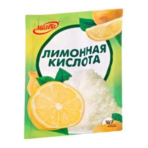 Как применять лимонную кислоту?