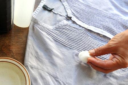 Как и чем отстирать маркер с одежды: выводим пятно
