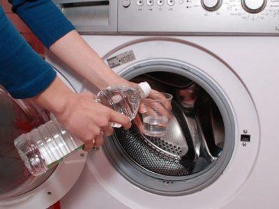 Как почистить стиралку лимонной кислотой фото