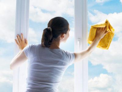 Народные средства для очистки стекол
