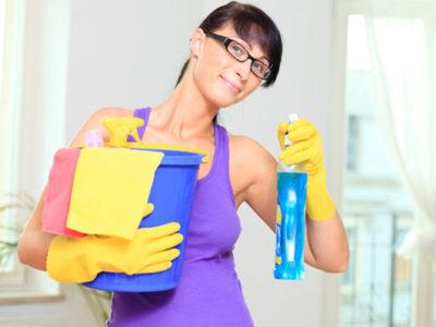 Техника проведения уборки