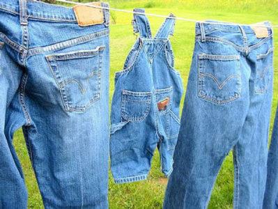 Как сушить одежду