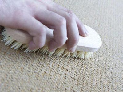 Чистка ковров в домашних условиях народными средствами
