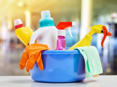 Стандартная процедура очистки