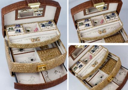 Правила храненияювелирных украшений