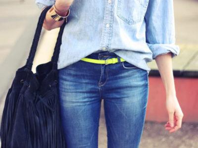 Как справиться с брюками и джинсами фото