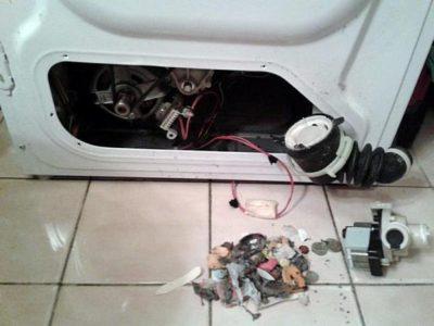Что делать если стиральная машина не сливает воду и гудит, причины неисправности