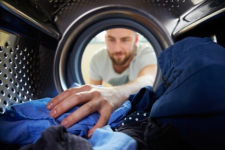Как стирать куртку из полиэстера в стиральной машине