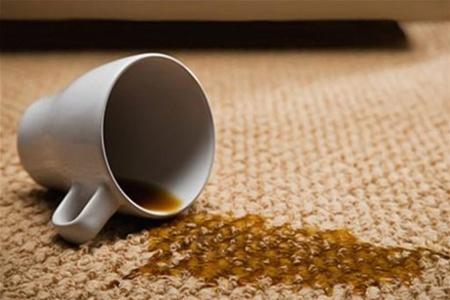Следы от кофе, чая и шоколада
