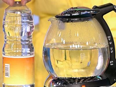 Ликвидация загрязнений газированными напитками