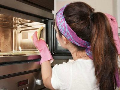 Как поддерживать печь в чистоте