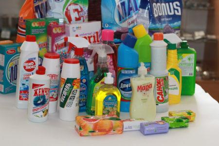 Специальные чистящиесредства